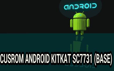 ROM KITKAT SC7731/SC8830 – basjhack